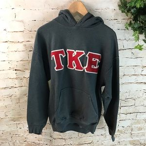 Other - TKE Fraternity Sweatshirt Hoodie
